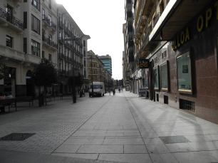 Pamplona, una ciudad señorial.
